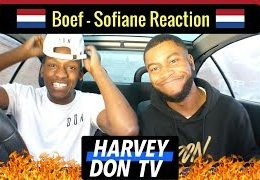 Harvey Don // Boef – Sofiane Reaction