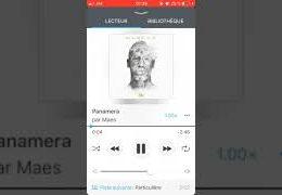 MAES – Panamera (English lyrics)